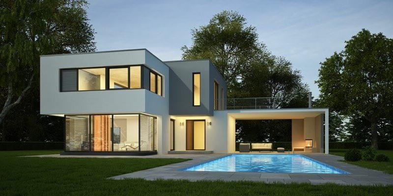 Poolbau: Ihr Swimming Pool für Haus und Garten | HAMMER Bau